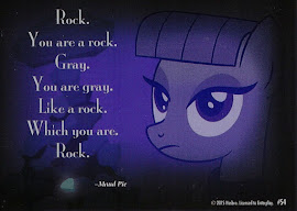 My Little Pony Rock Poetry Series 3 Trading Card