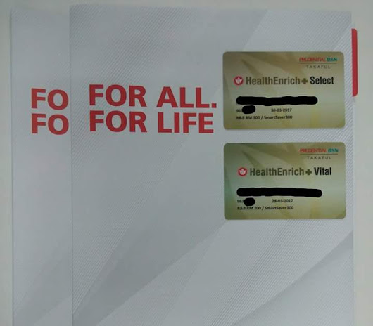 Takaful For All For Life: Serah Polisi Client (Education+medicalcard+saving)