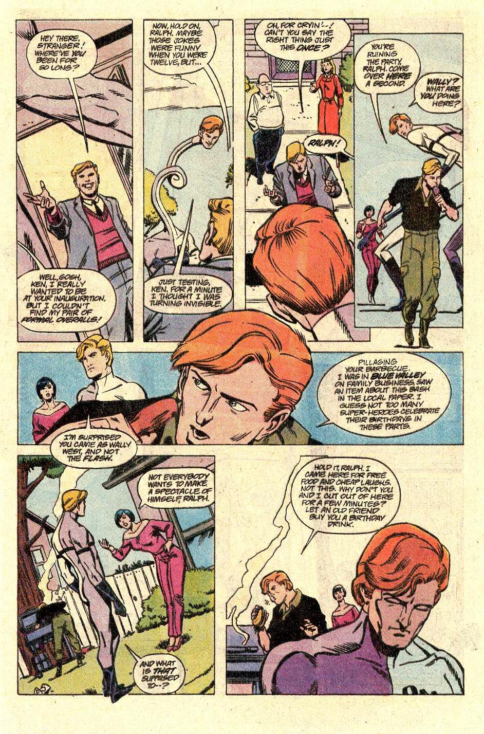 Read online Secret Origins (1986) comic -  Issue #30 - 7