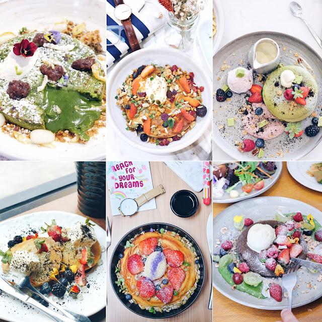 6 Singapore Brunch Spots for Instagram-Worthy Breakfasts!