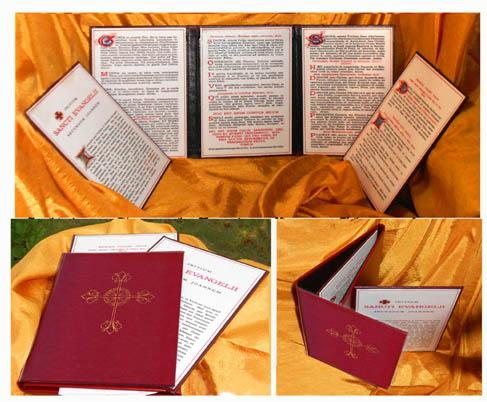 Card of the foot altar prayers the at pdf