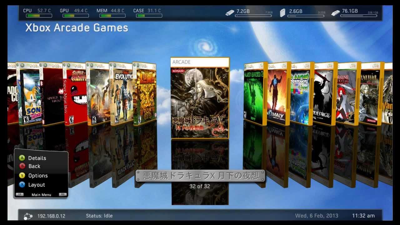 Megapost Coleccion Juegos Xbla Jtag Rgh Xbox 360 Identi