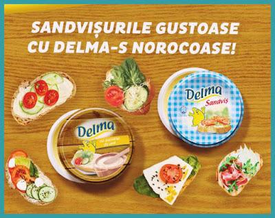 regulament castigatori concurs delma sandvisurile gustoase sunt norocoase