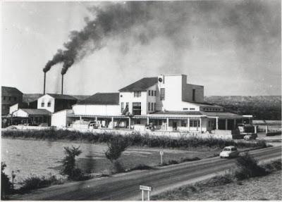 Fábrica de leche Marinete de Binéfar
