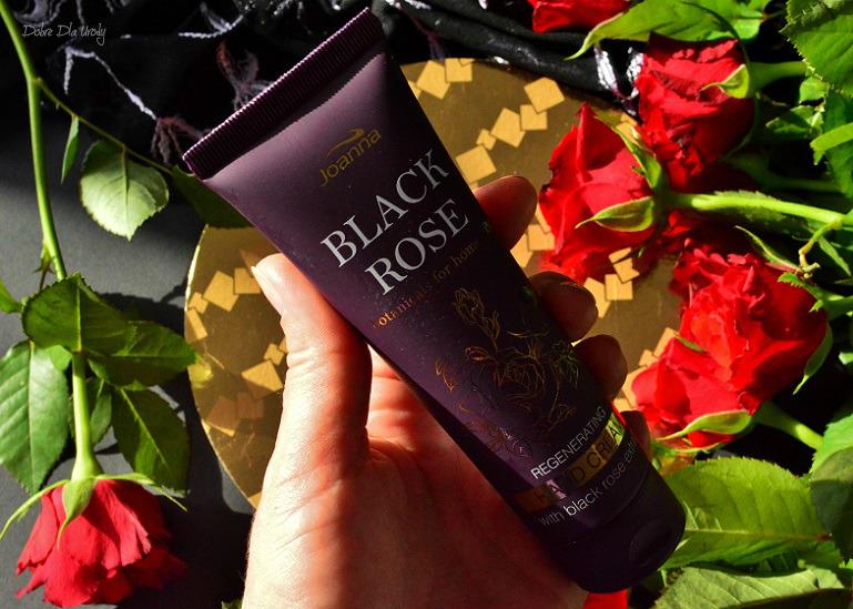 Regenerujący krem do rąk z ekstraktem z Czarnej Róży Joanna recenzja