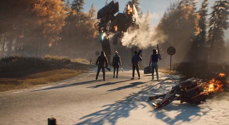 Generation Zero Release Trailer   Launch Trailer
