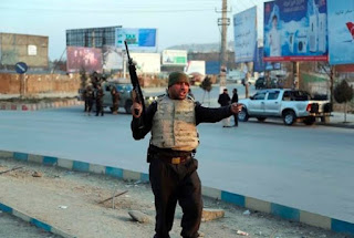 Afghanistan health ministry has recently reportedthat  The death toll from the attack in the Afghan capital has rised to 40.