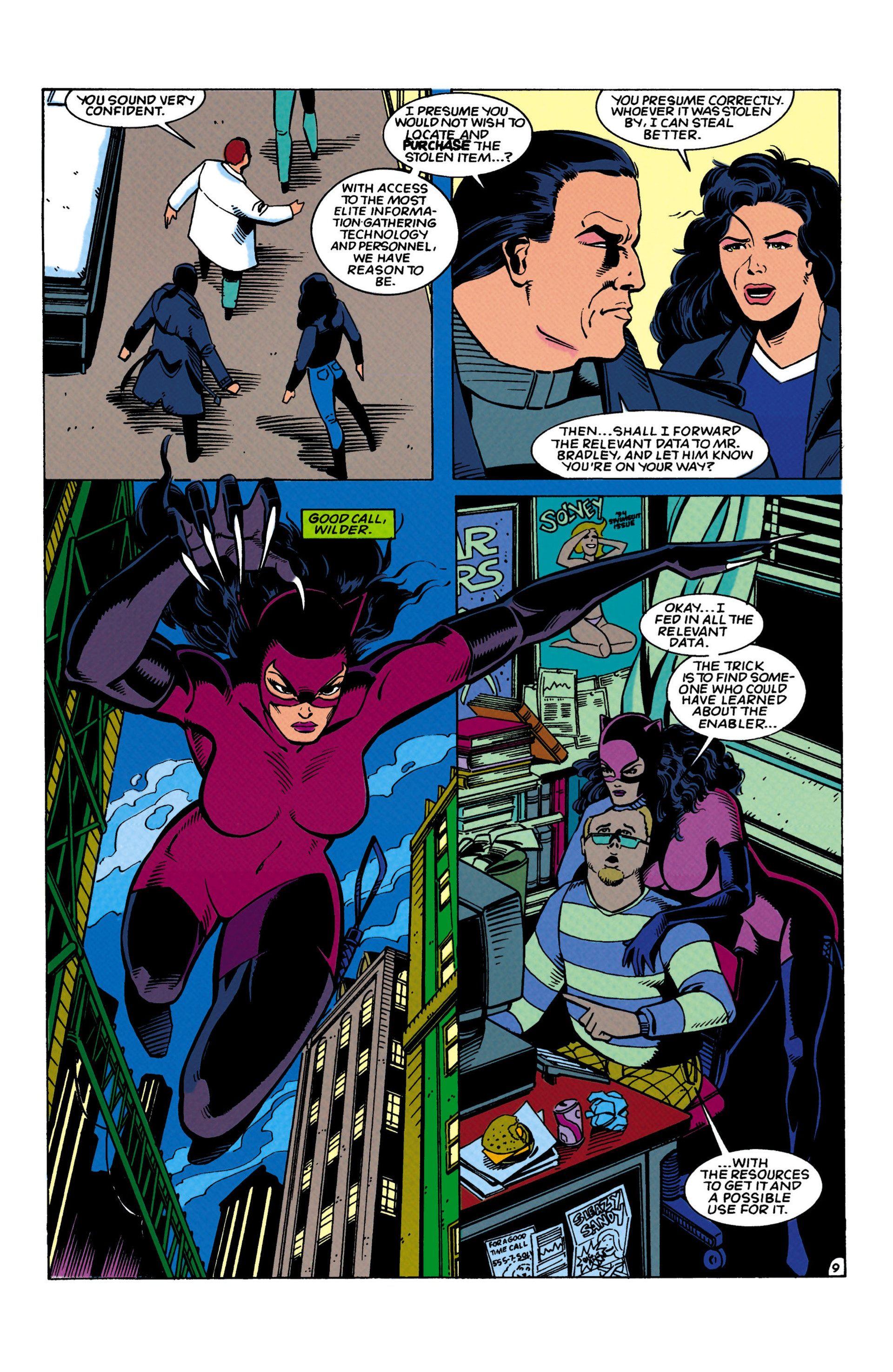 Catwoman (1993) Issue #11 #16 - English 10