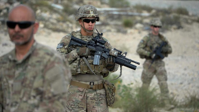 """""""EEUU está presente en Afganistán por su amor a la guerra"""""""