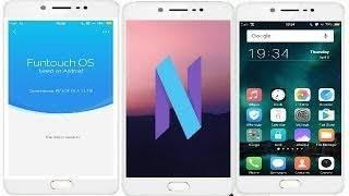 vivo v5s nougat update official in india ota