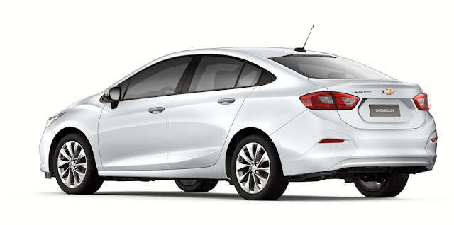 Novo Chevrolet Cruze LS 2019