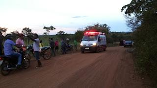 Acidente na estrada que liga Piripiri à Batalha