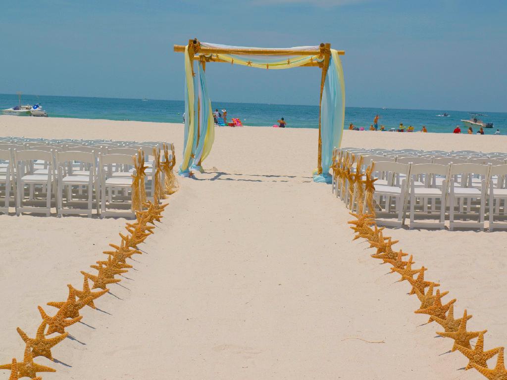 Beach Ceremony: Destination Gay Weddings: Your Dream Beach Wedding
