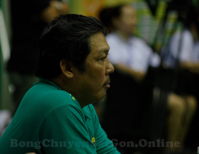 Ông Thái Bửu Lâm: Đây là một giải đấu rất bổ ích cho các cầu thủ nữ Việt Nam