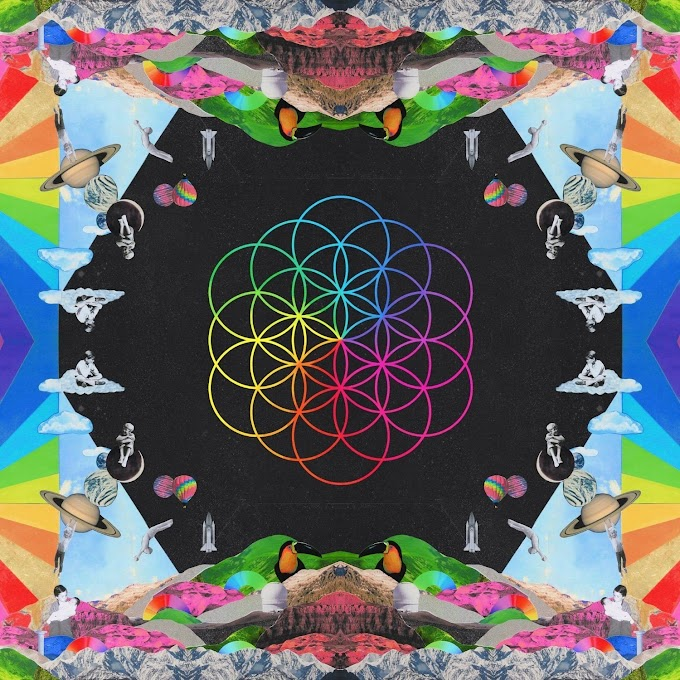 CD: A Head Full Of Dreams - Coldplay