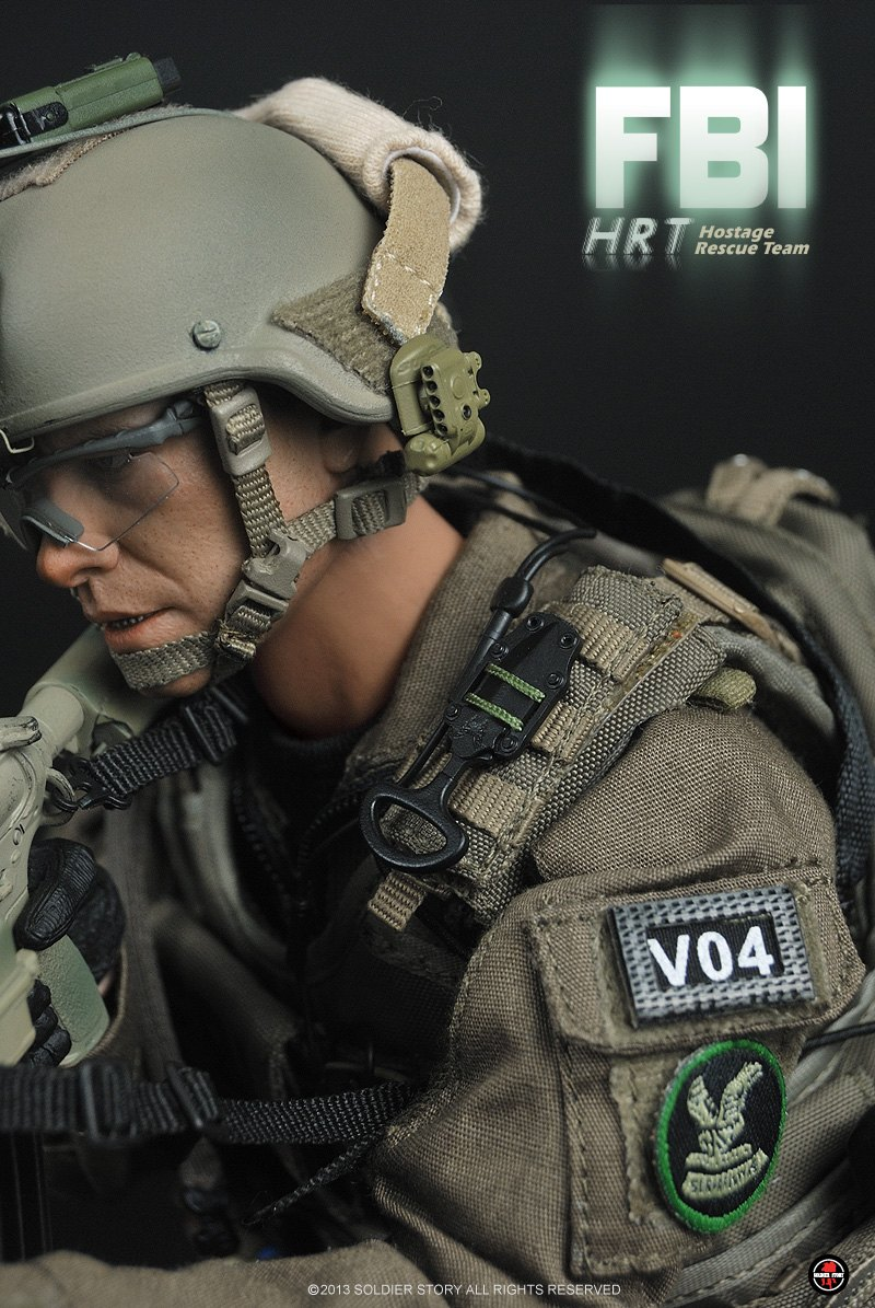 Onesixthscalepictures Soldier Story Fbi Hrt Hostage