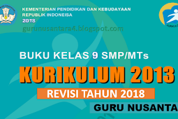 Download Buku K 2013 Revisi 2018 Kelas 9 SMP/MTs PDF