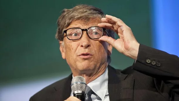 Artificial intelligence taught to speak in the voice of Bill Gates