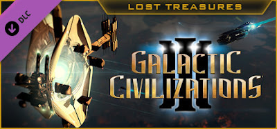 Galactic Civilizations III Lost Treasures