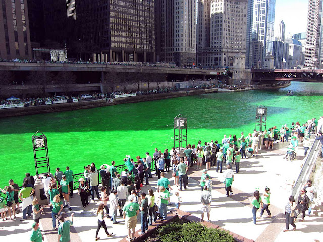 chicago st patricks parade 2017, chicago parade images 2017