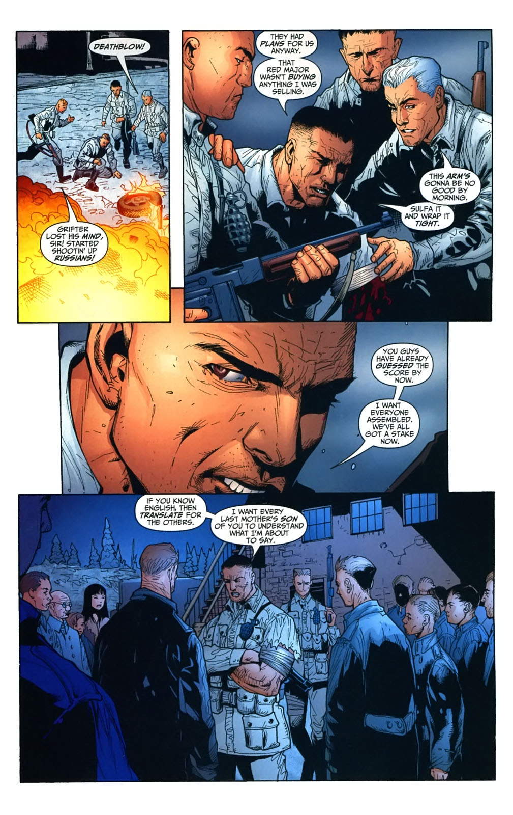 Read online Team Zero comic -  Issue #4 - 20