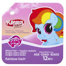 My Little Pony Rainbow Dash Wheel Pals Playskool Figure