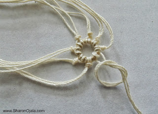 knotted string