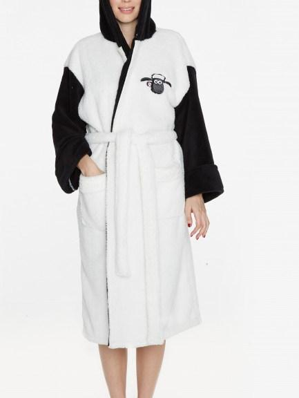 Shaun The Sheep Bathrobe