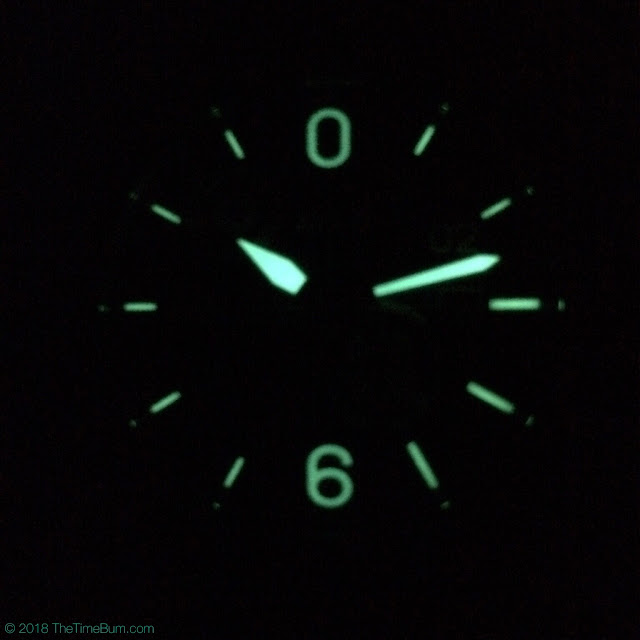 Avi-8 Flyboy Centenary 1960's Edition lume