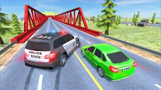 Games Luxury Police Car Apk
