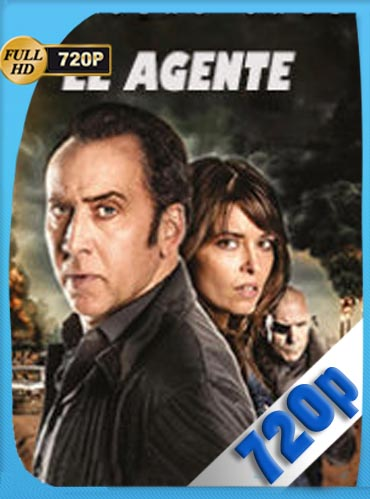 El agente (2017) HD [720P] Latino [GoogleDrive] dizonHD