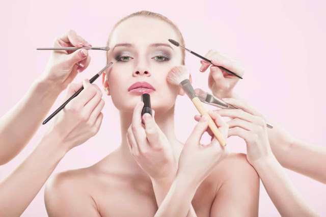 How to work in the beauty industry