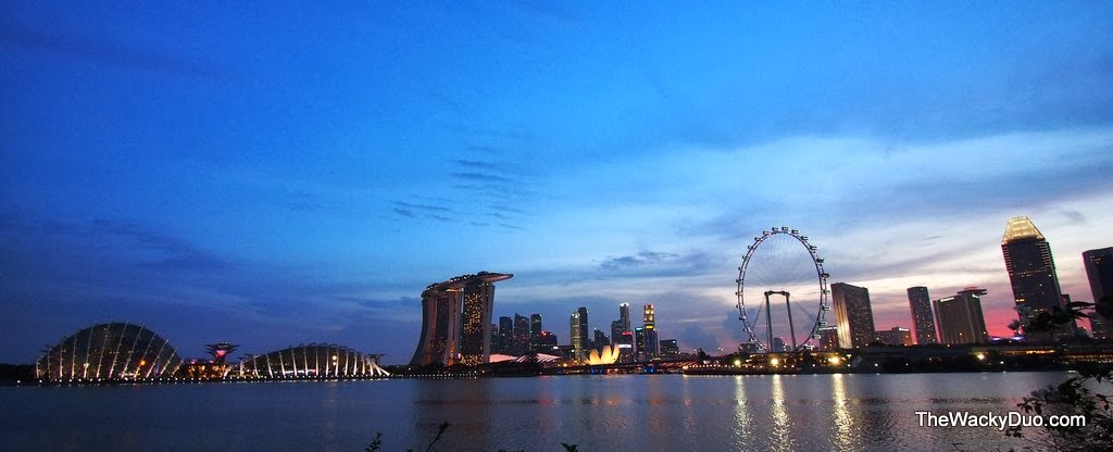 Marina Bay 730pm