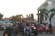 Peserta Konser Nominasi LIDA Asal Sulsel Diarak di Kota Sengkang