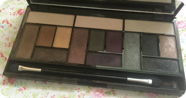 makeup revolution pro looks big love eyeshadows