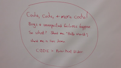 PASS Summit 2016 - Code, Code, Code