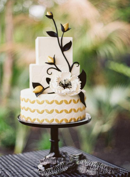 Felizes para sempre - Um blog sobre casamentos: Bolo de