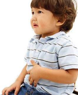 Susah Buang Air Besar Pada Anak