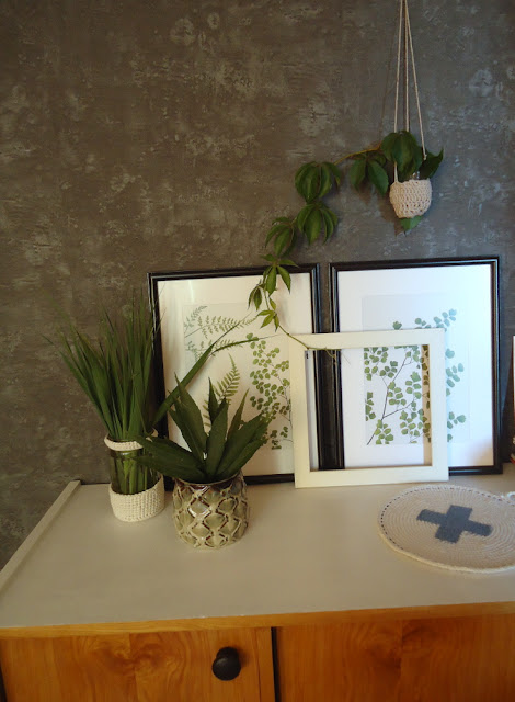 aranżacja zieleni w domu