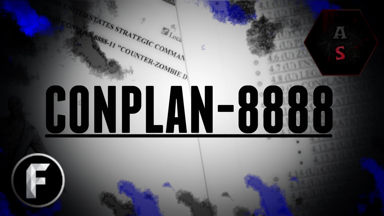 conplan 888, U.S. Government's Zombie Apocalypse Plan