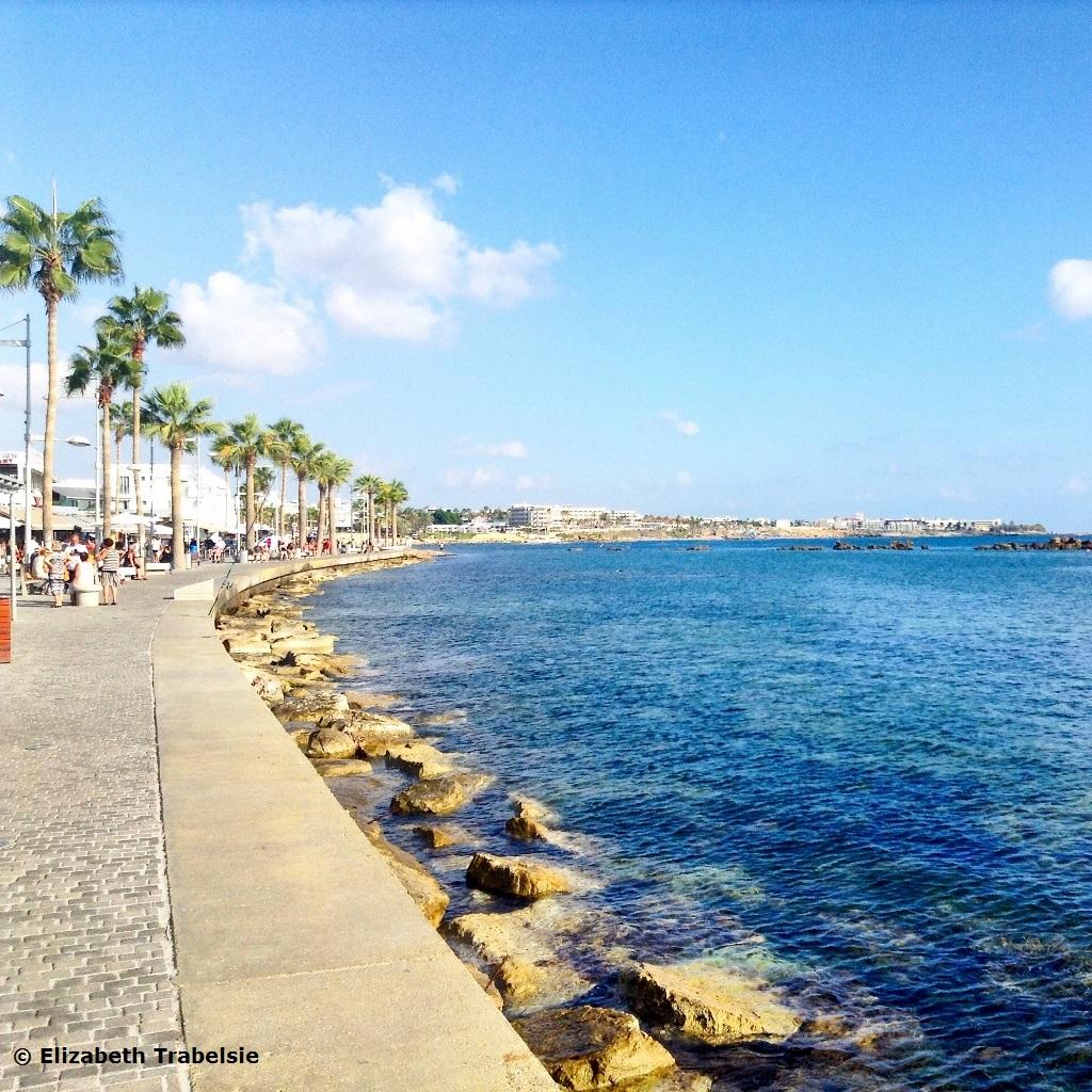 Exploring Cyprus: Paphos Tourist Area