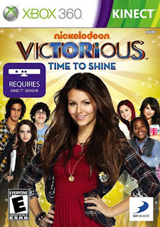 Victorious Time To Shine (X-BOX 360) 2011