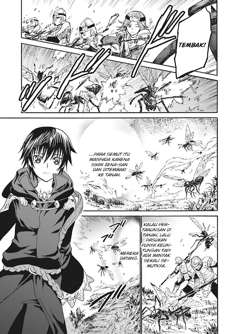 Death March Chapter 18 Bahasa Indonesia