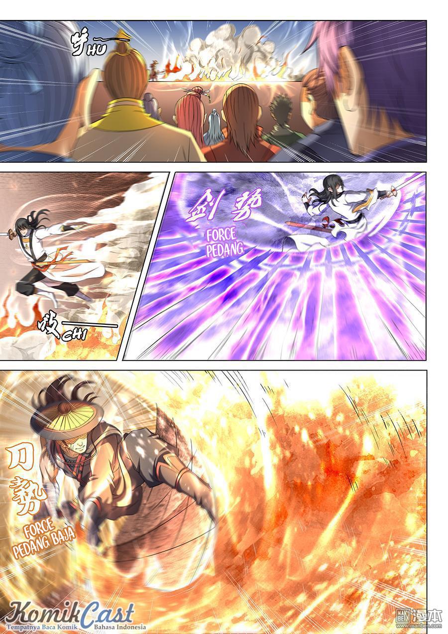 Komik god martial arts 040.3 - chapter 40.3 41.3 Indonesia god martial arts 040.3 - chapter 40.3 Terbaru 9|Baca Manga Komik Indonesia