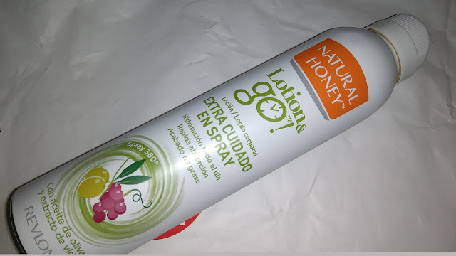 Lotion&Go Revlon Natural Honey