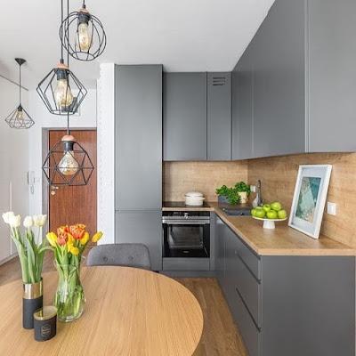para desainer rumah yang saat ini di manapun berada Desain Dapur Cantik Minimalis Beda Dari Yang Lain | Sederhana Modern