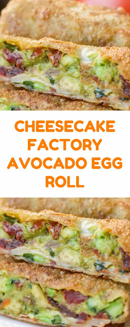 CHEESECAKE FACTORY AVOCADO EGG ROLL