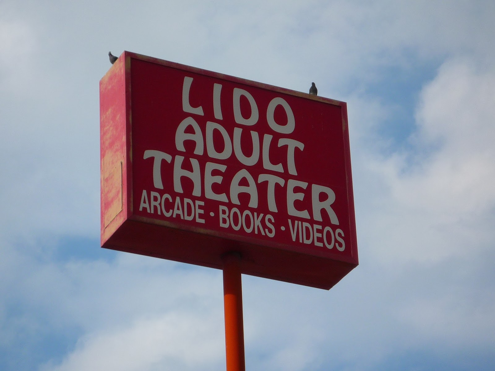 Only reserve, lido adult theater valuable opinion