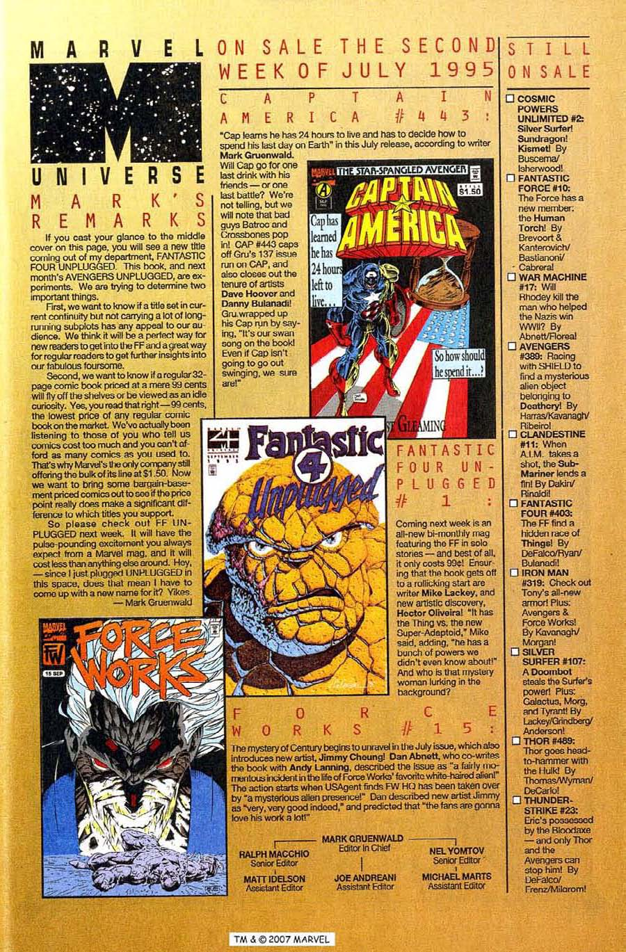 Read online Silver Surfer (1987) comic -  Issue #107 - 29