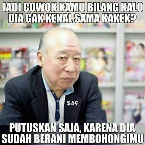 Ampun Deh, Meme Parodi Tentang Kakek Legend 'Sugiono' Berikut Bikin Terpingkal-Pingkal